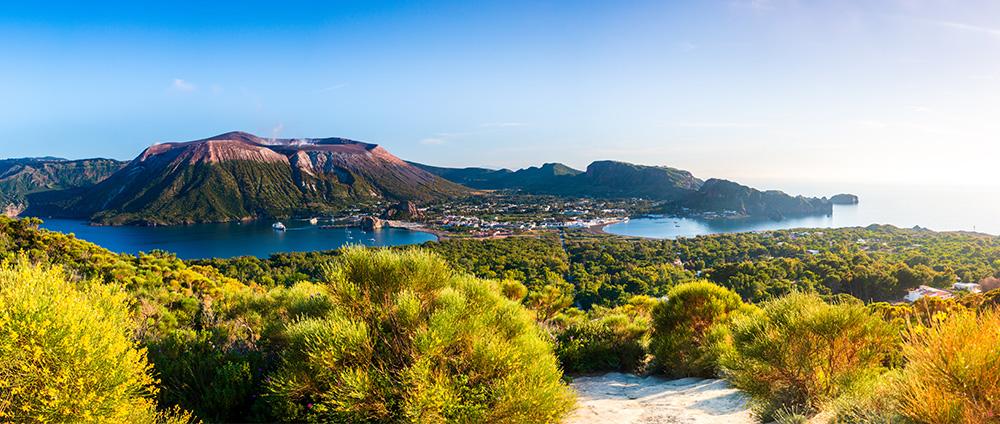 Tour delle Isole Eolie da Lipari